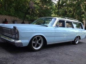 Blue Wagon 071313